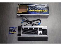 Corsair Vengeance K90 Gaming Keyboard Boxed £65