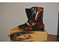 Alpinestars GP Tech replica boots