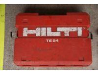 Hilti TE24 drill