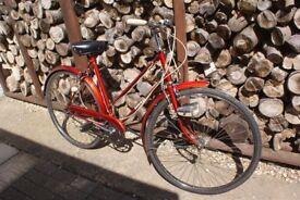 Elswick Ladies Vintage Bike