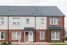 Contemporary, 3 bedroom (no HMO) family home in Currie – available October