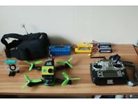Full FPV Quadcopter/Racing Drone Set (size 250)