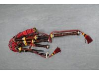 Bagpipes £180