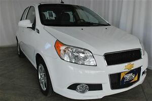 2011 Chevrolet Aveo 1LT WITH POWER MOONROOF