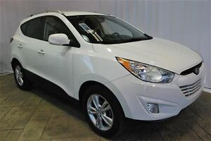 2011 Hyundai Tucson GLS WITH LEATHER/CLOTH, 4 NEW TIRES