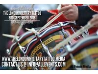 The London Military Tattoo - a musical extravaganza for all the family