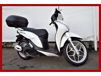 Bike --- 2014 Honda ANC 125 E --- SH Mode --- Automatic --- Low 8100 Miles --- Start / Stop ESP Tech