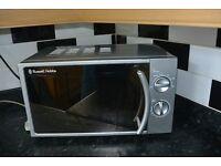 russell hobs microwave