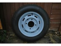 13in trailer wheel