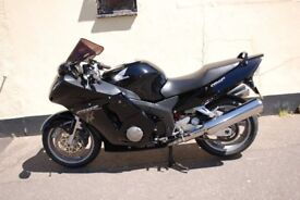 Honda CBR1100XX Super Blackbird - Reluctant Sale due to move abroad
