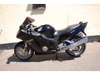 Honda CBR1100XX Super Blackbird - Reluctant Sale due to move abroad