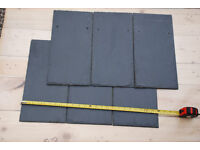 Approx 180 New Spanish Roof slates 16x8""