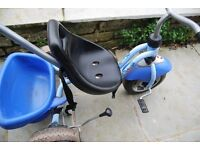 Childrens puky tricycle