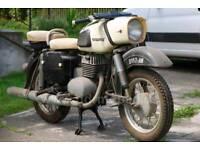 WANTED MZ 250 engine