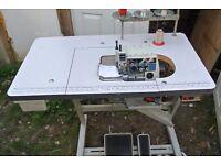 Brother 4 THREAD Industrial Overlocker Sewing machine MODEL 600