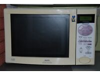 SANYO COMBINATION OVEN/MICROWAVE/OVEN