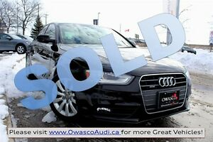 2013 Audi A4 *SOLD* quattro w/ Bi-Xenon Headlights