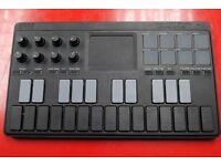 Korg nanoKEY Studio Mobile MIDI Controller Keyboard £80