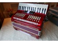 ROSSETTI ACCORDIAN with Protective case included