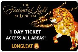 Longleat safari legoland tickets