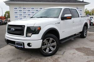 2014 Ford F-150 Supercrew FX4 Ecoboost V6 *Tonneau Cover
