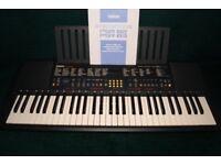 Yamaha Electronic Keyboard PSR 82,