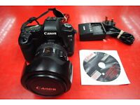 Canon EOS 5D MK2 with Canon EF 24-105mm f4.0 L IS USM Lens £1000