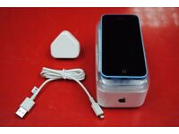Apple iPhone 5C 8GB Blue EE Boxed £130