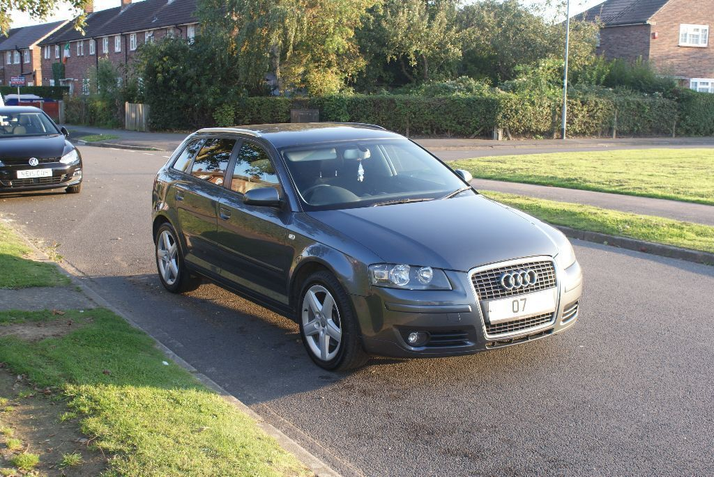 audi a3 2 0 tdi auto dsg tiptronic 2007 sportback px welcome vw audi bmw merc px to clear in. Black Bedroom Furniture Sets. Home Design Ideas