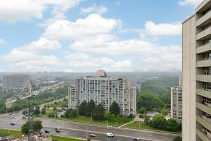 3 Bedrooms Apartment Don Mills between York Mills and Sheppard