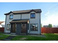 2 Bedroom Semi Detached House in Lochardil Area of Inverness