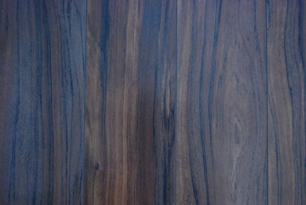 Bannerton Dark Mahogany Effect Laminate Flooring 2 X 2058 M