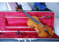 Viola 395 mm ca 1890 good condition.