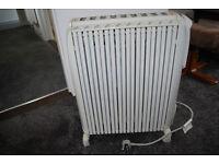 delonghi oil filled radiator model trd102569t