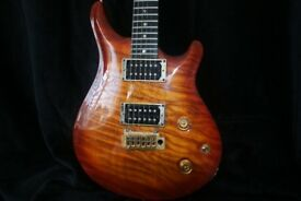 Patrick Eggle Berlin Deluxe 1992 rare 1 piece Maple Top!