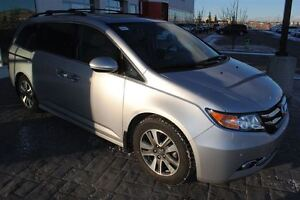 2014 Honda Odyssey Touring *No Accidents, Local Vehicle*