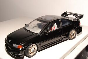 Fast and the furious Honda Civic 1:18 scale