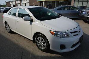 2013 Toyota Corolla CE ENHANCED/HEATED SEATS/PWR WINDOWS/CRUISE