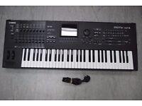 Yamaha Motif XF6 Keyboard £1500