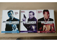 Original Wallander DVD Box sets