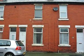 Two bedroom mid-terrace house in Layton, Blackpool