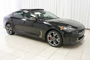 2018 Kia Stinger THE NEW GT AWD - 3.3L TWIN TURBO. THIS IS A HEA