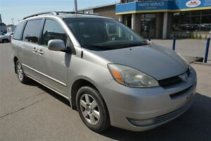 2005 Toyota Sienna LE/LEATHER/DVD/ALUMINUM RIMS