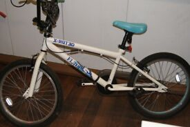 X-Rated BMX 1 childs bike.