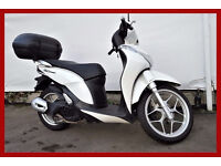 Honda ANC 125-E --- SH MODE --- AUTOMATIC --- LOW MILES --- START/STOP ESP TECHNOLOGY