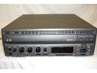 Pioneer CD CDV LD Player CLD V202
