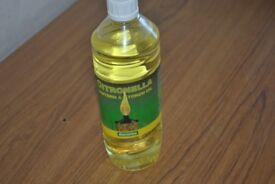 Barrettine Citronella Outdoor Lamp & Torch Oil - 1 litre