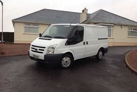 2011 Ford Transit 2.2TDCI SWB ++++ tested ++++ 2 keys ++++ drives excellent ++ ready for work ++