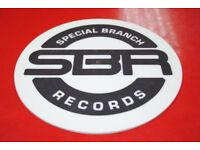 SBR Records Twin Slip Mats £22