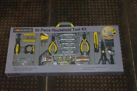 Homebase 50 Piece Tool Set New.